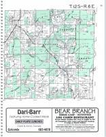 Map Image 006, Pope and Hardin Counties 2000